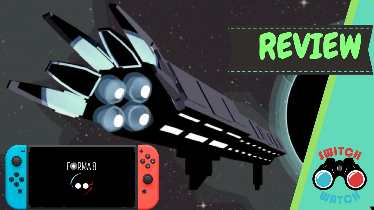 Forma 8 Switch Review from SwitchWatch on the Nintendo Switch