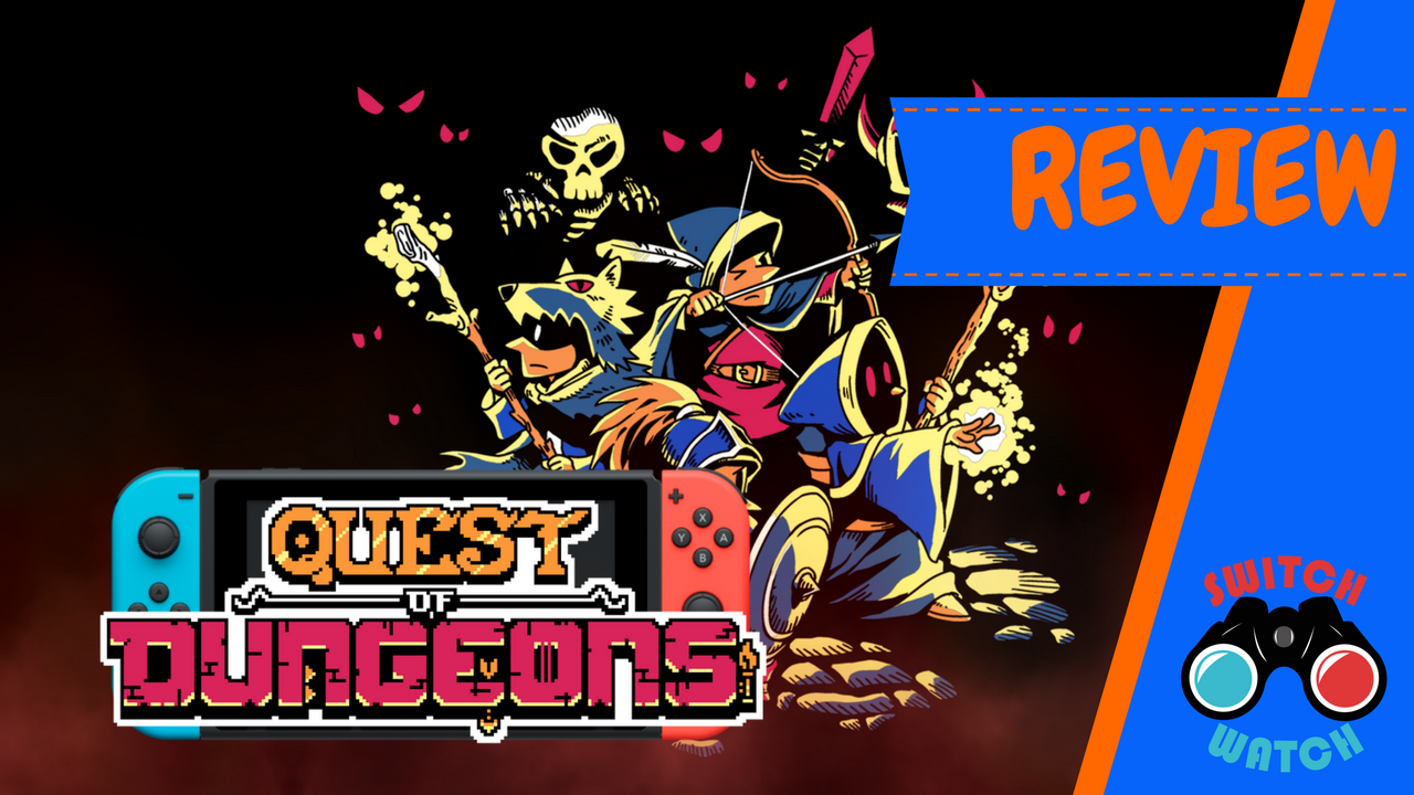 Quest of Dungeons Switch Review