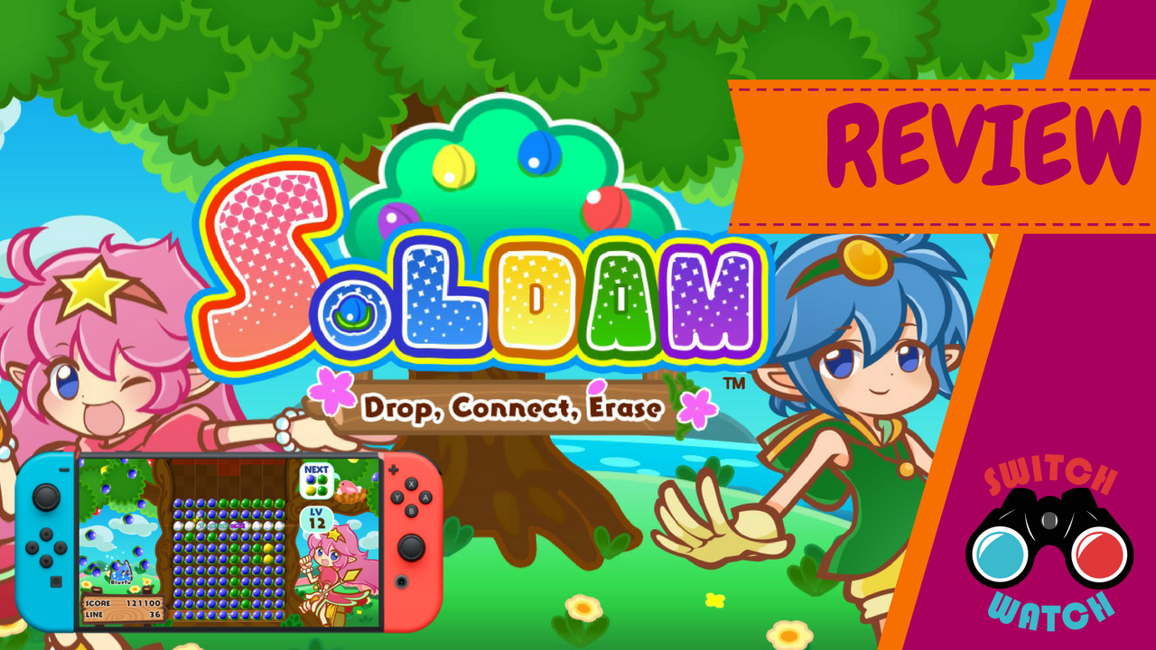 Soldam Drop, Connect, Erase Switch Review