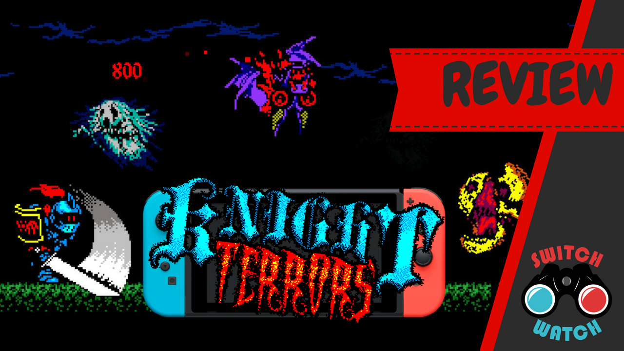 Knight Terrors Switch Review