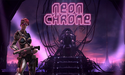Neon Chrome Coming to the Switch on 12th October
