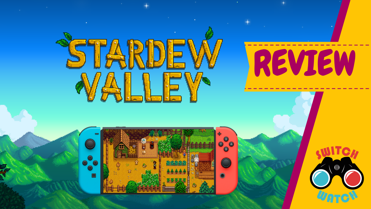 Stardew Valley switch review