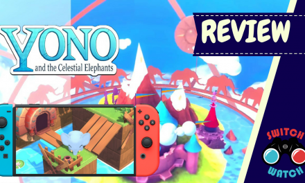 Yono and the Celestial Elephants Switch Review