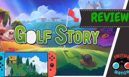 Golf Story Review-Nintendo Switch