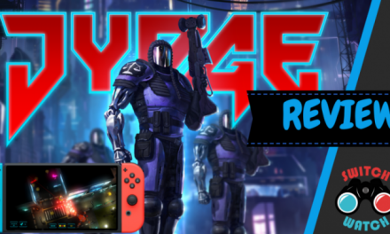 JYDGE Nintendo Switch Review