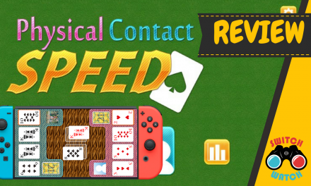 Physical Contact: SPEED Review