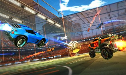 ROCKET LEAGUE NOW AVAILABLE ON NINTENDO SWITCH