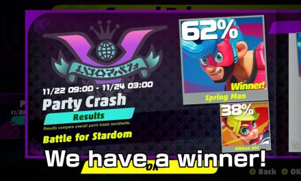 The ARMS PARTY CRASH RESULTS ARE IN!