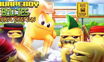 Squareboy vs Bullies Nintendo Switch review
