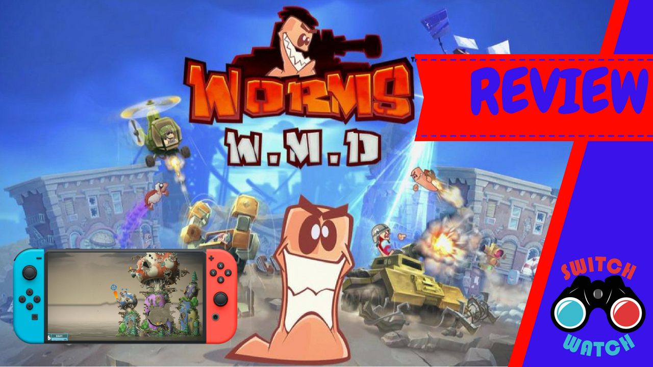 Worms WMD Switch Review