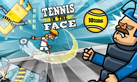 TENNIS IN THE FACE NINTENDO SWITCH REVIEW
