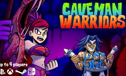 Caveman Warriors launches this 5th of December on the Nintendo Switch!