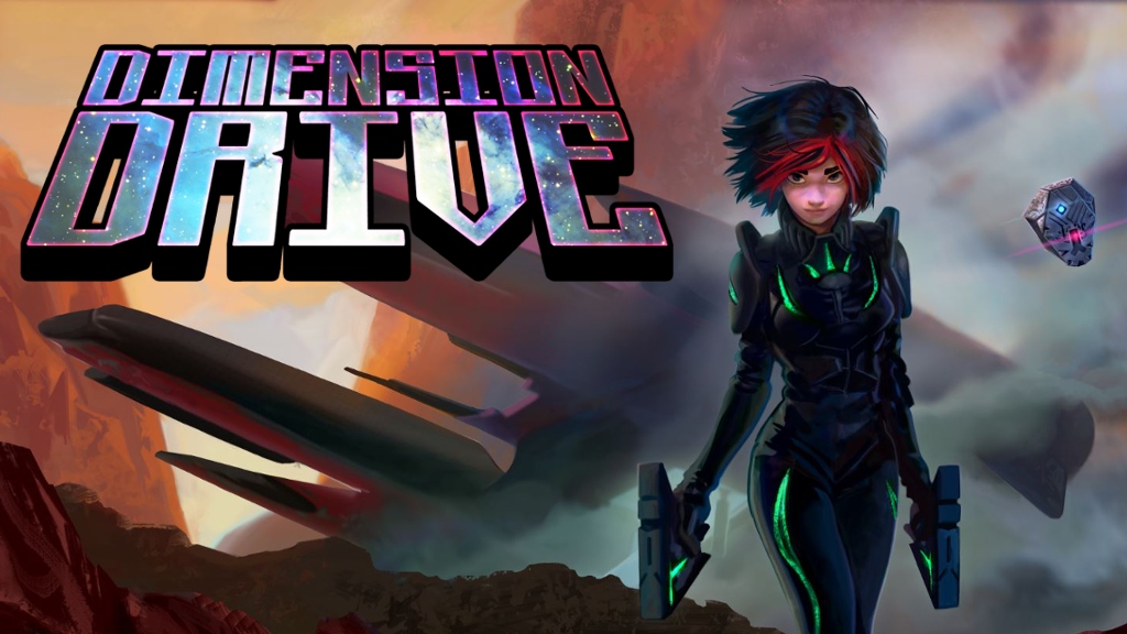 Dimension Drive Nintendo Switch Review