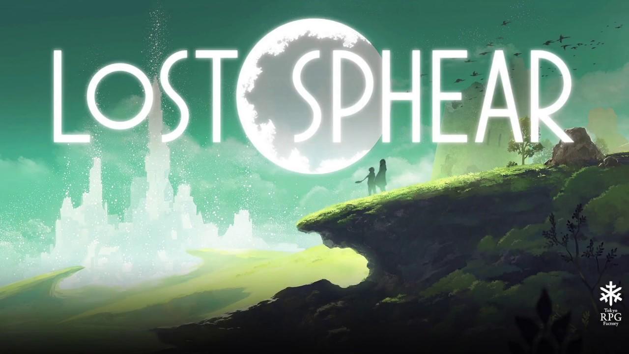 English Lost Sphear Demo