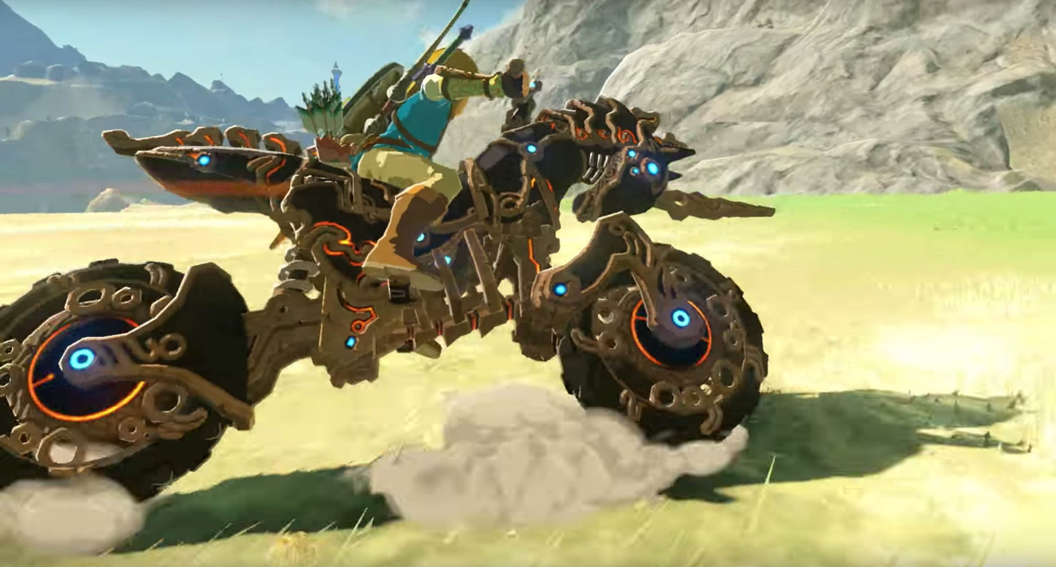 Zelda: Breath of the Wild DLC Pack 2 Ballad of Champions Just Launched