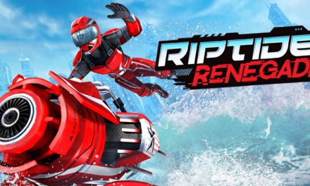 Riptide GP: Renegade™ Hits Nintendo Switch™ on December 7