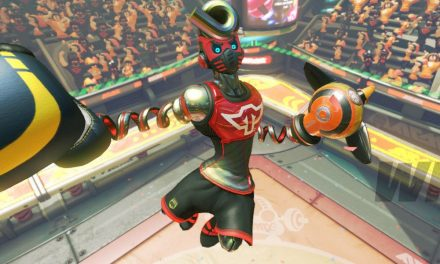 New Arms character released and Next Party Crash date revealed