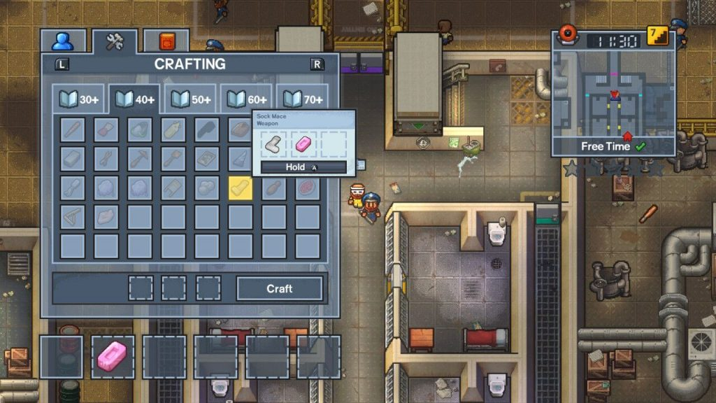 The Escapists 2 Switch Review Nintendo Switch