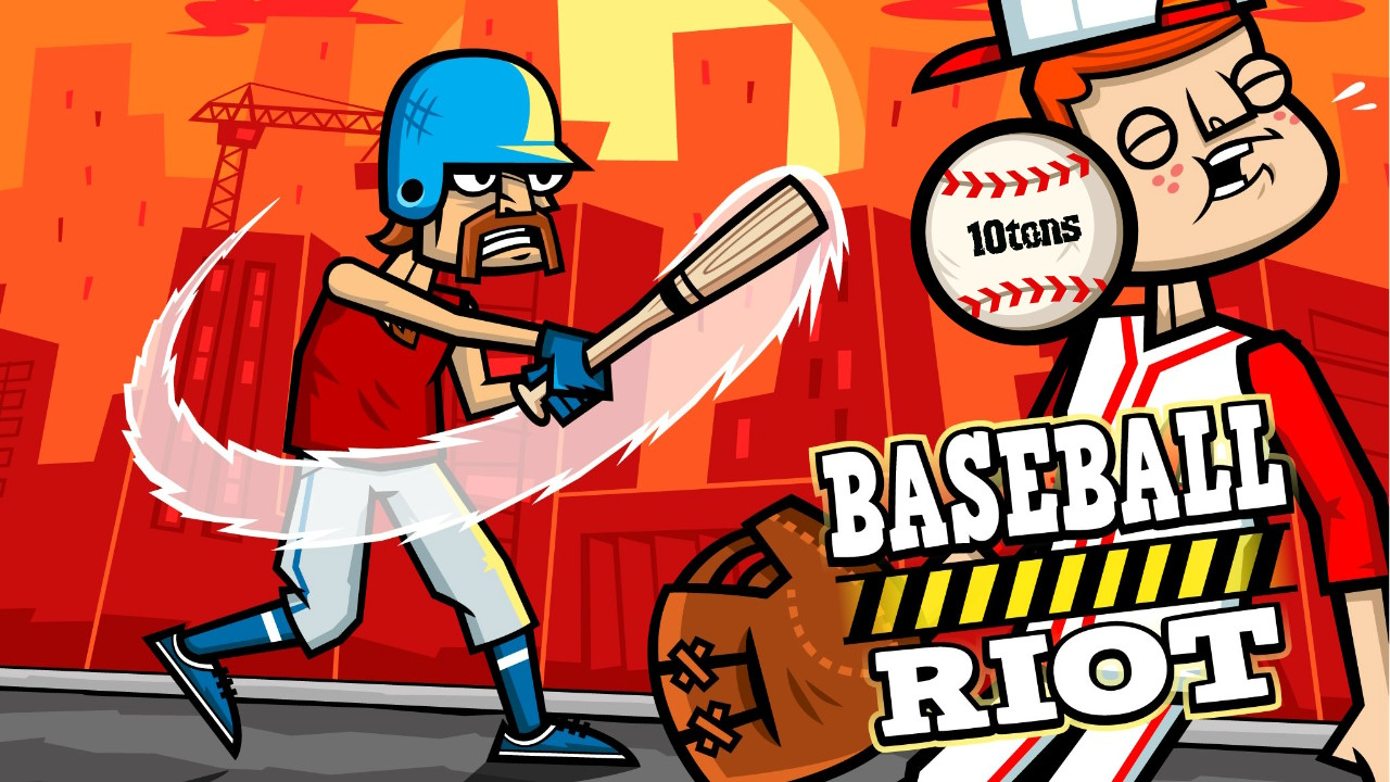 Baseball Riot Nintendo Switch Review