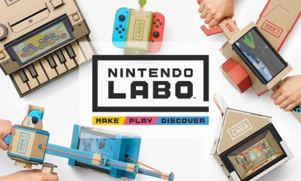 Team Talk: First thoughts on Nintendo Labo