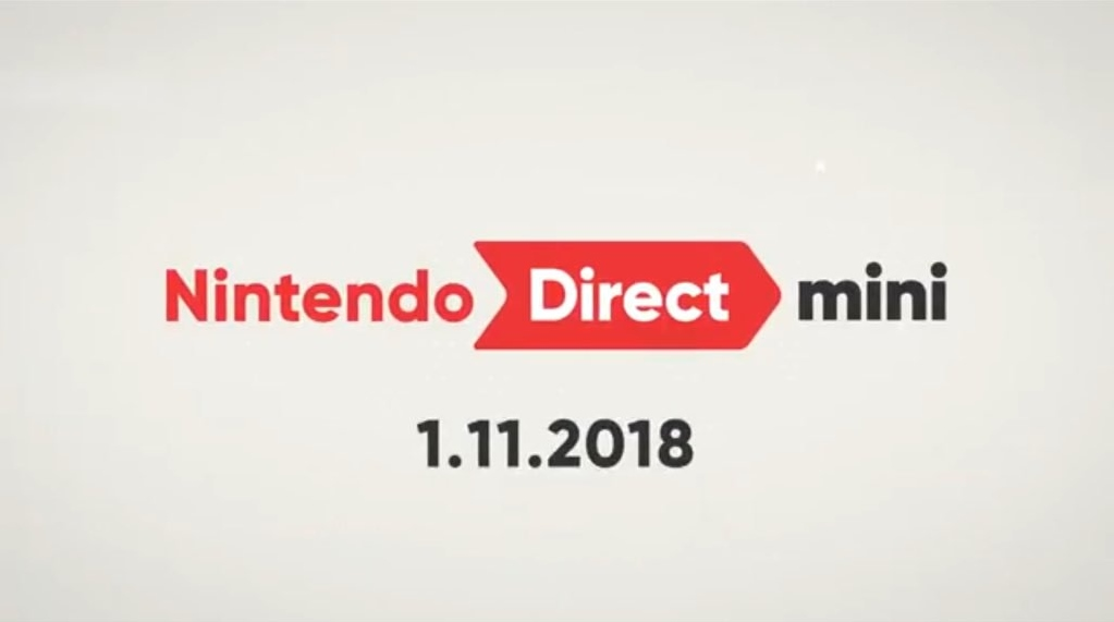 January 2018 Nintendo Direct