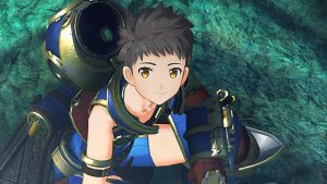 Rex from Xenoblade Chronicles 2