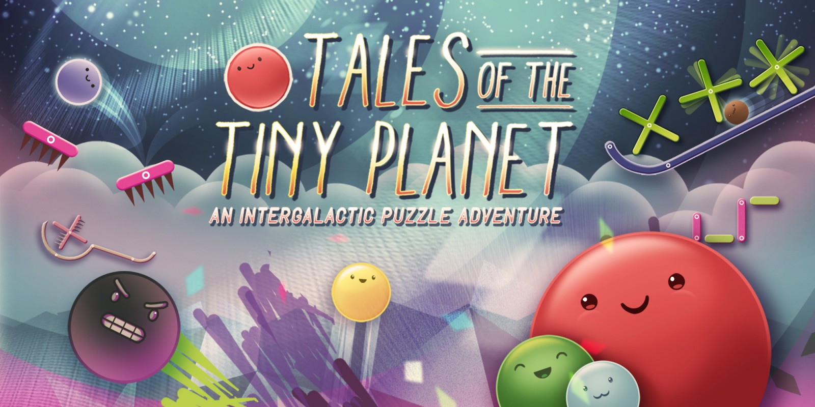 Tales of the Tiny Planet Feature