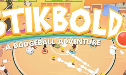 Stikbold! A Dodgeball Adventure Deluxe Nintendo Switch Review