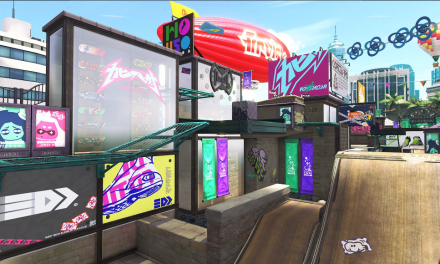 Youtuber Snorth93 Compares Arowana Mall Between Splatoon 1 and 2