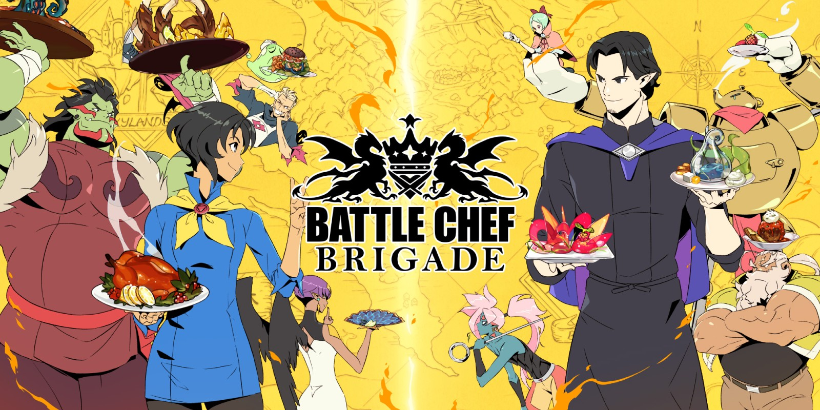 Battle Chef Brigade Feature