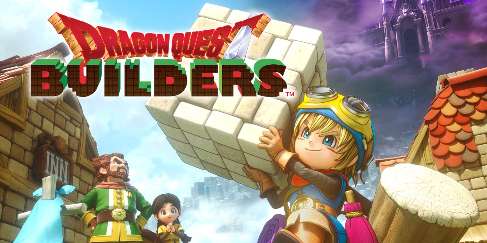 Dragon Quest Builders Feature