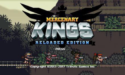 Mercenary Kings Reloaded Nintendo Switch Review