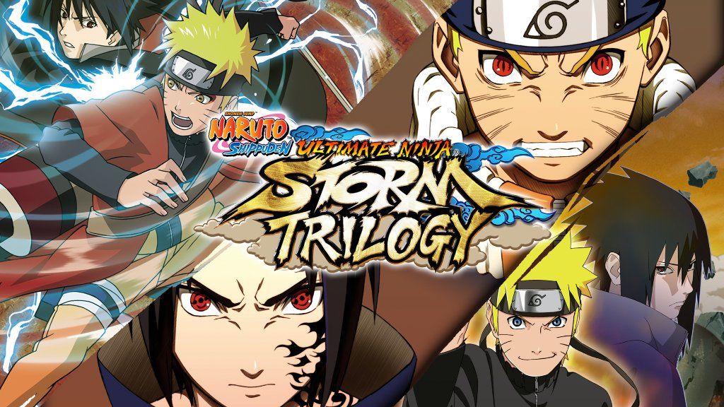 Watch 'Naruto Shippuden Ultimate Ninja Storm Trilogy' Nintendo Switch Trailer
