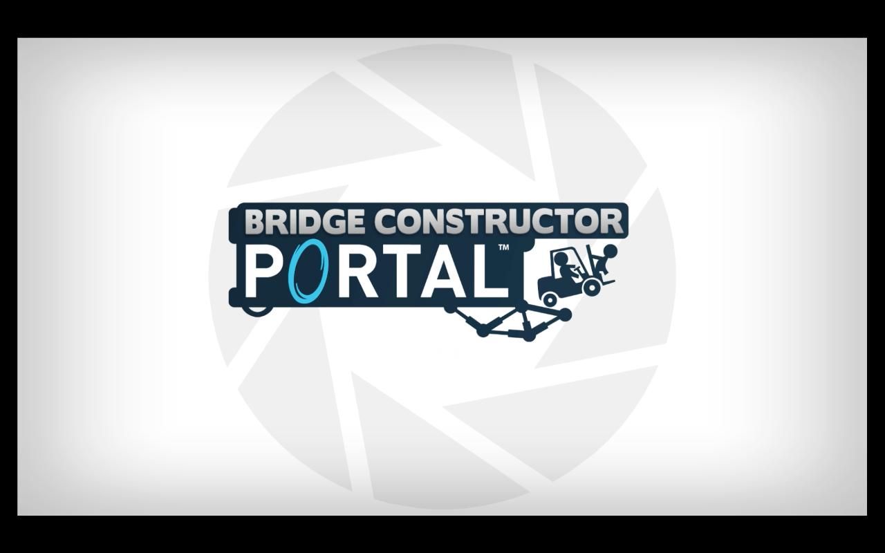 Bridge Constructor Portal banner