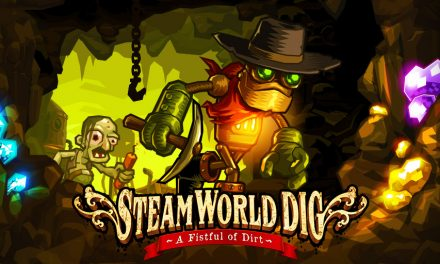Steamworld Dig: Fistful of Dirt Nintendo Switch Review
