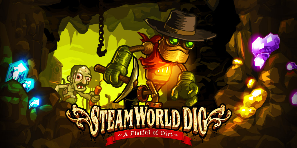 Steamworld Dig Nintendo Switch Review