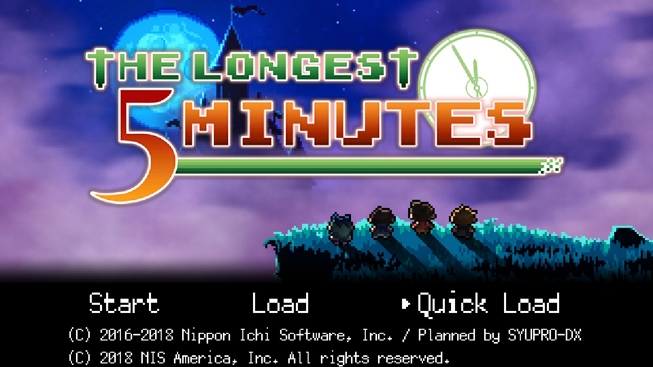 The Longest 5 Minutes Nintendo Switch Review