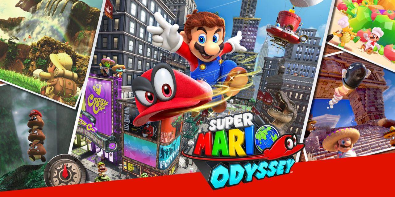 Nintendo Teasing More Super Mario Odyssey DLC?