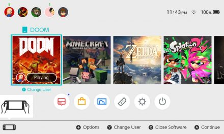 Nintendo Switch Review – First Year Part 3: Functionality and Updates