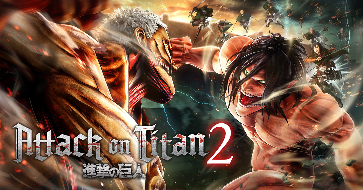 Attack on Titan 2 Nintendo Switch Review