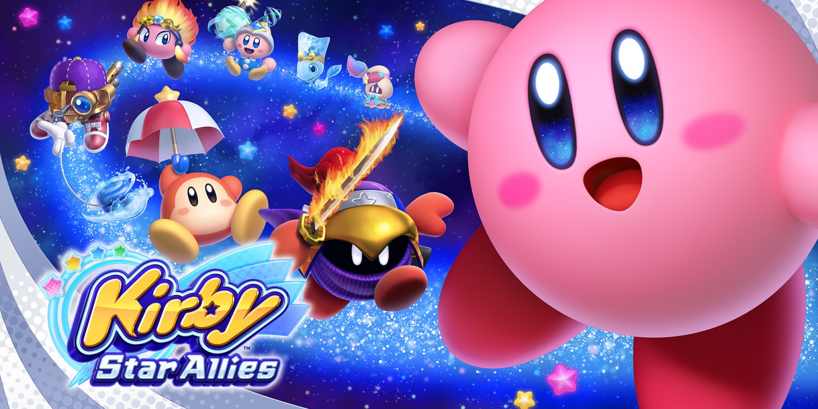Kirby SA Demo Feature