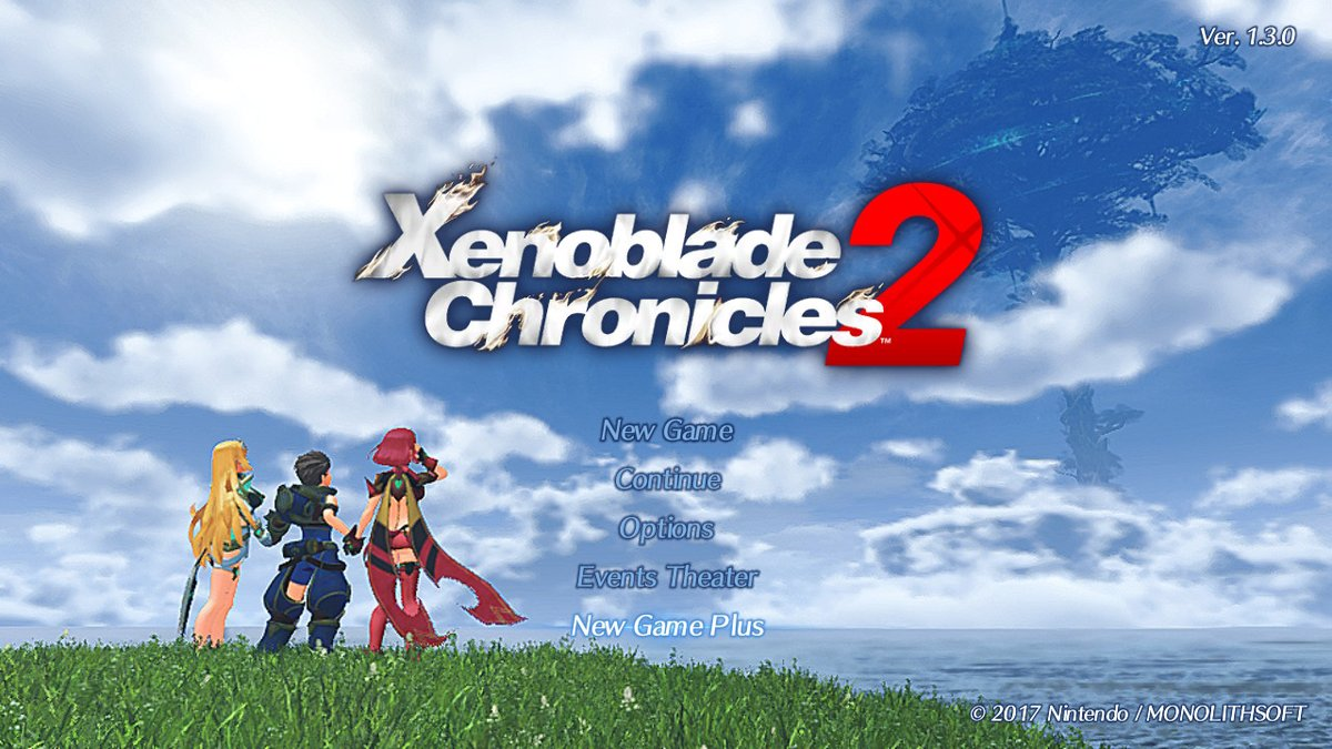 Xenoblade Chronicles 2 New Game+
