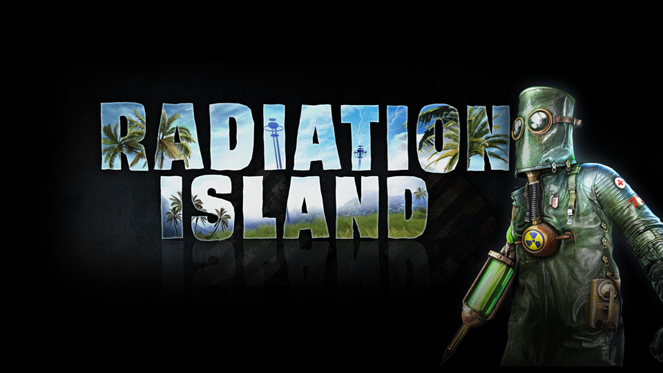 Radiation Island Feature