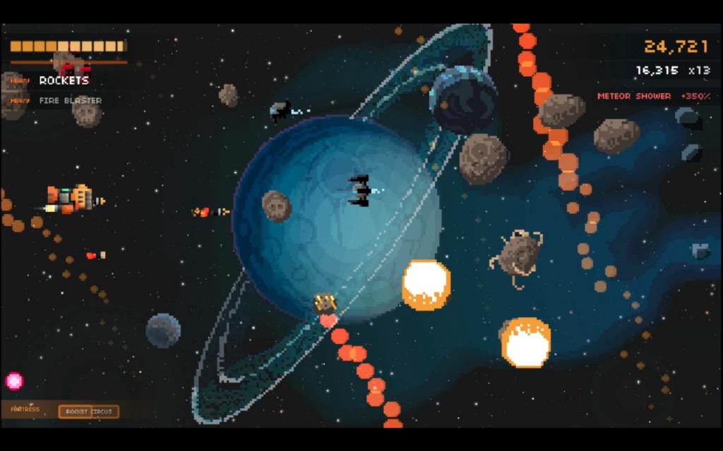 Steredenn gameplay switch