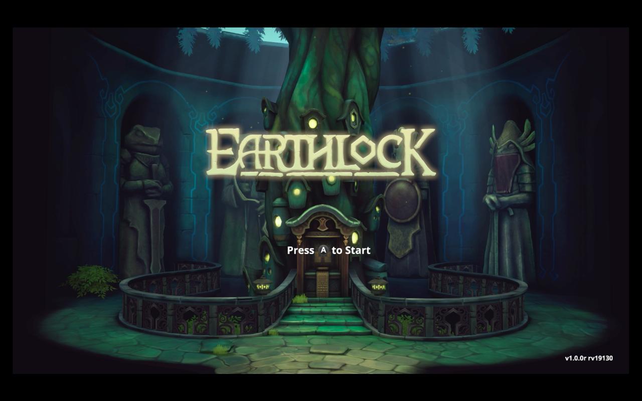 Earthlock Nintendo Switch Review
