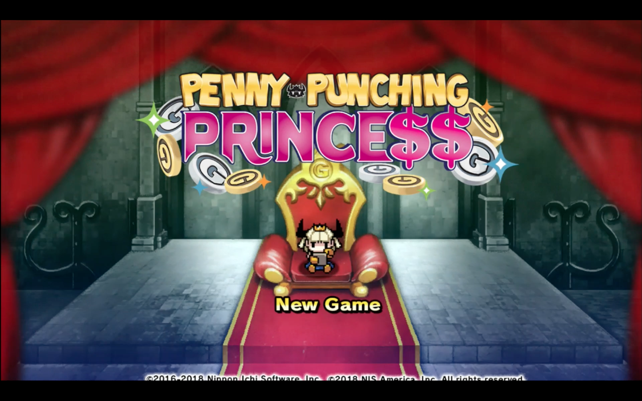 penny punching princess switch