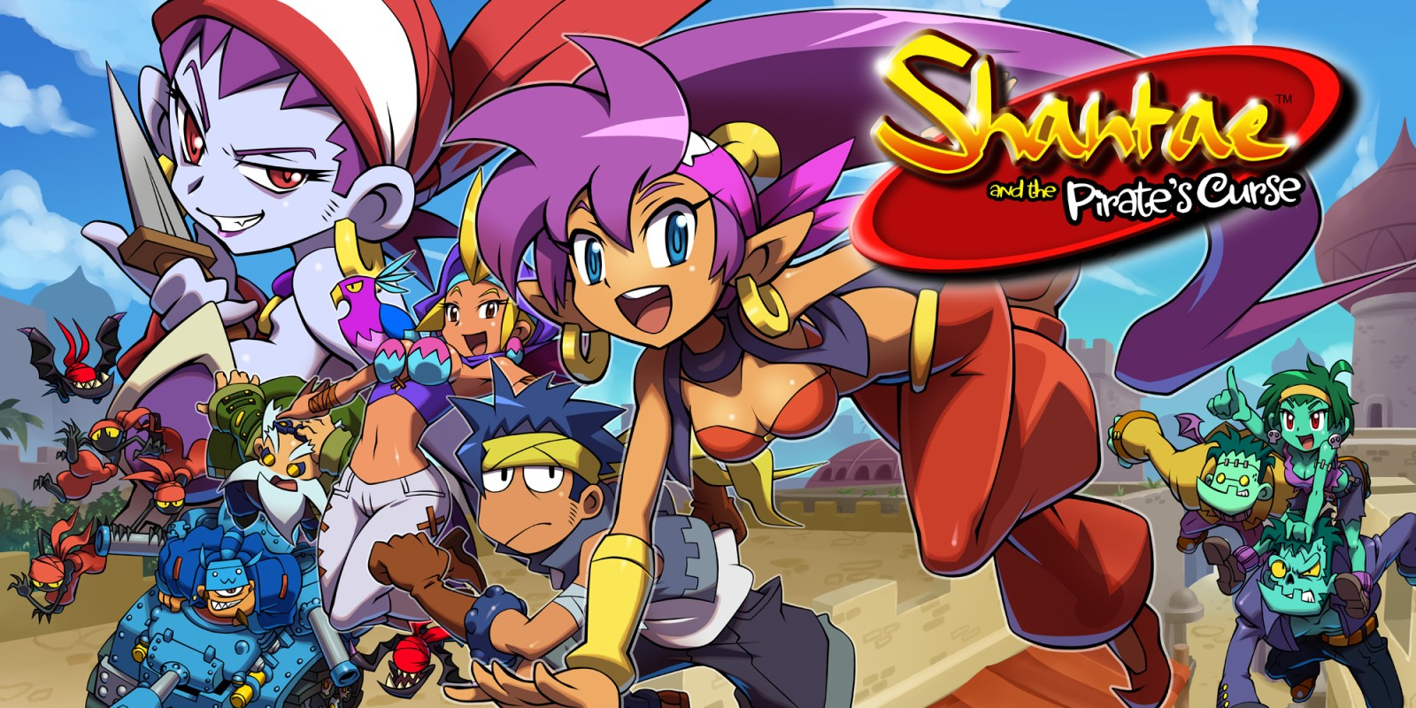 Shantae and the Pirate's Curse Switch Review
