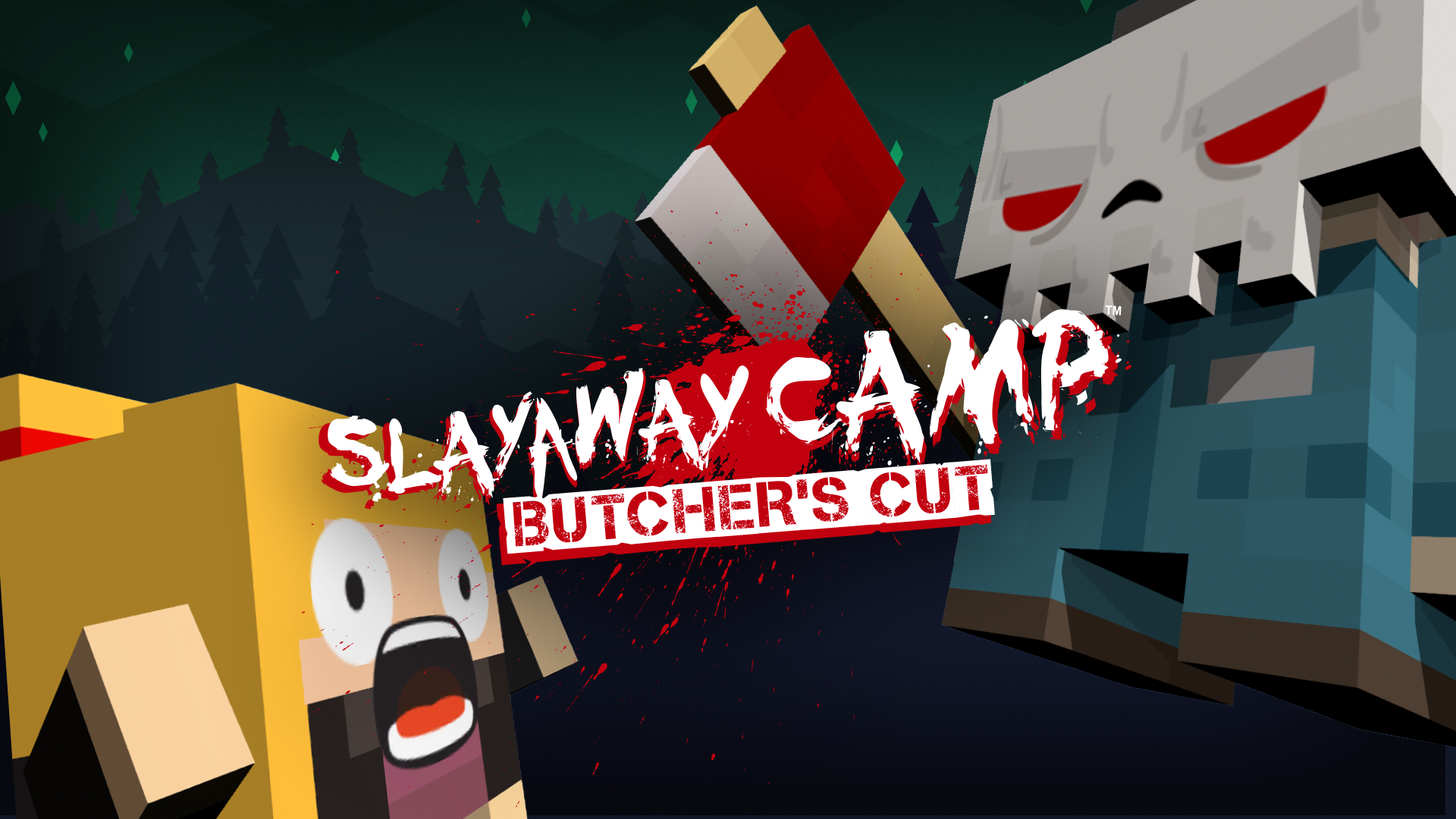 Slayaway Camp Butchers Cut Nintendo Switch Review
