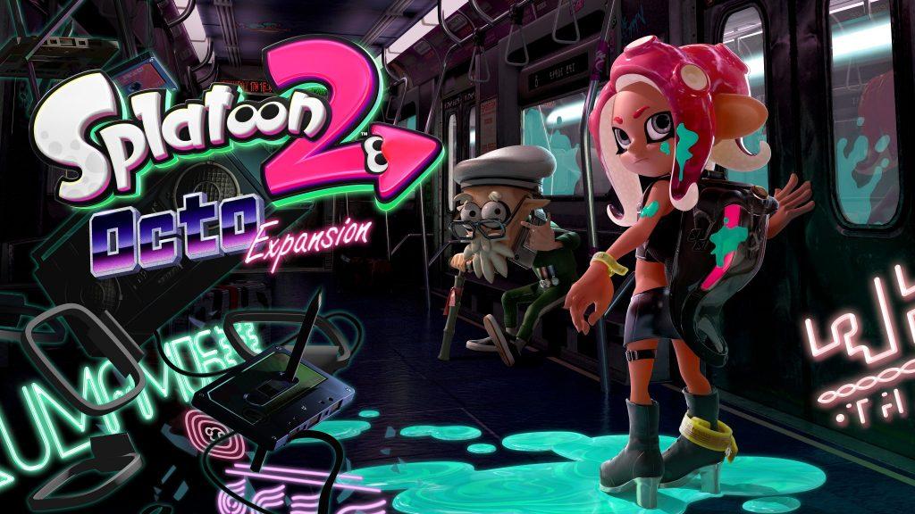 Splatoon 2 Octo
