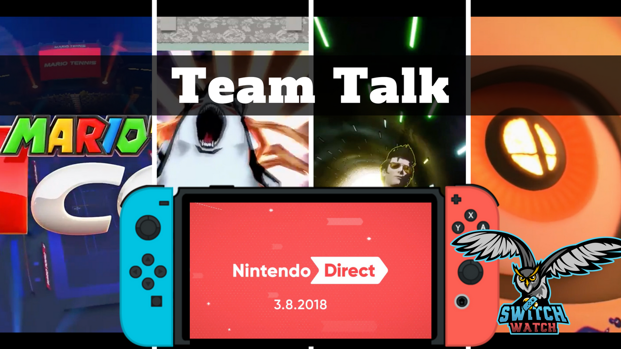 Nintendo Direct Opinion